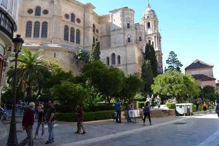 Malaga-Katedral