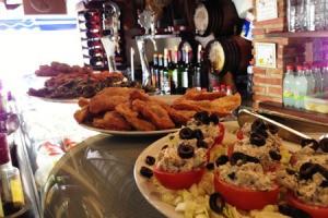 Gastronomi i Malaga