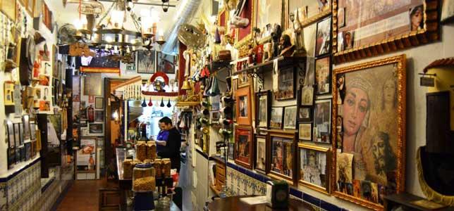 Taberna Cofrade Las Merchanas i Malaga