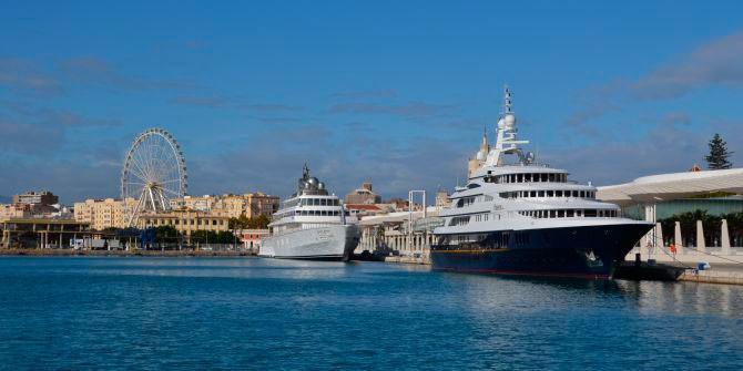 Malaga får sit eget Pariserhjul