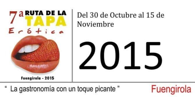 Fuengirolas VII Erotiske Tapas Festival