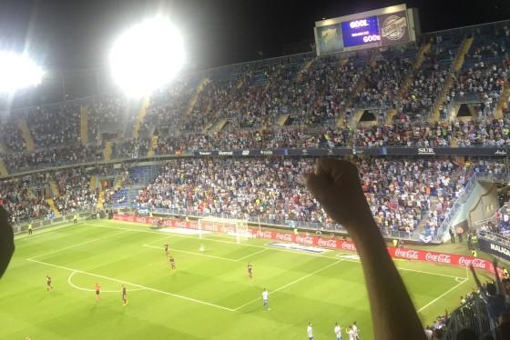 Malaga scorer