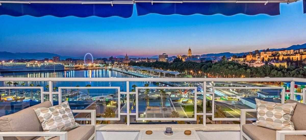 Turismen i Malaga slår rekord i 2016